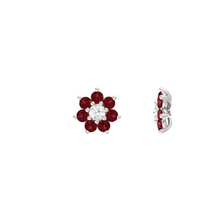 Flowering Stud Earrings