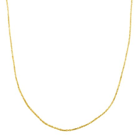 Criss-Cross Chain, 22