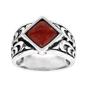 Red Dawn Ring
