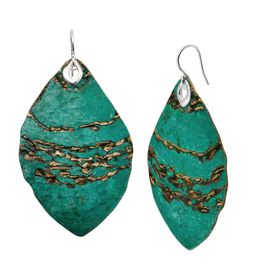 Emerald Pools Earrings