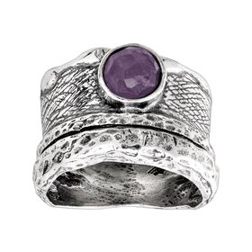 Mauve On Ring
