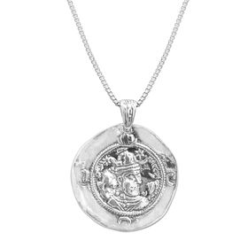 Proof It Coin Pendant
