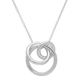 Interlocking Rings Pendant