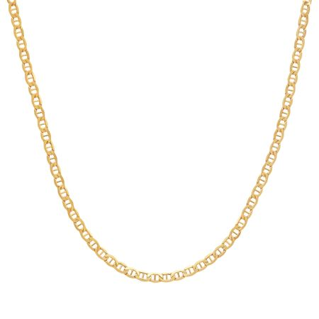 Mariner Chain Link Necklace, 20