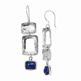 Azul Squared Earrings