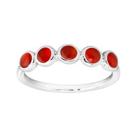 July Celebration Collection Five-Stone Ring