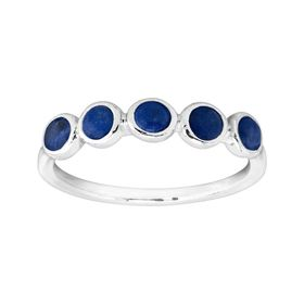 September Celebration Collection Five-Stone Ring