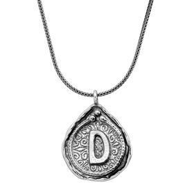 Namesake Collection 'D' Pendant