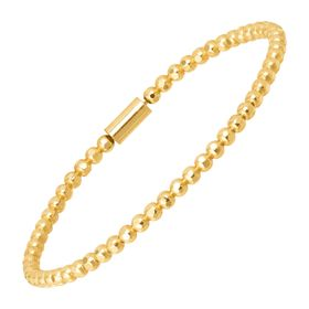 Charlotte Stretch Bracelet, Yellow