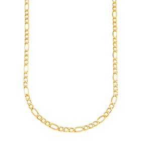 5.8 mm Figaro Chain Necklace