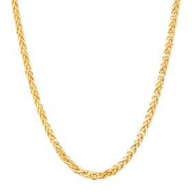 Classic Spiga Link Chain Necklace