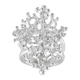 Coral Crest Ring