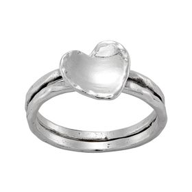 Heartcup Ring
