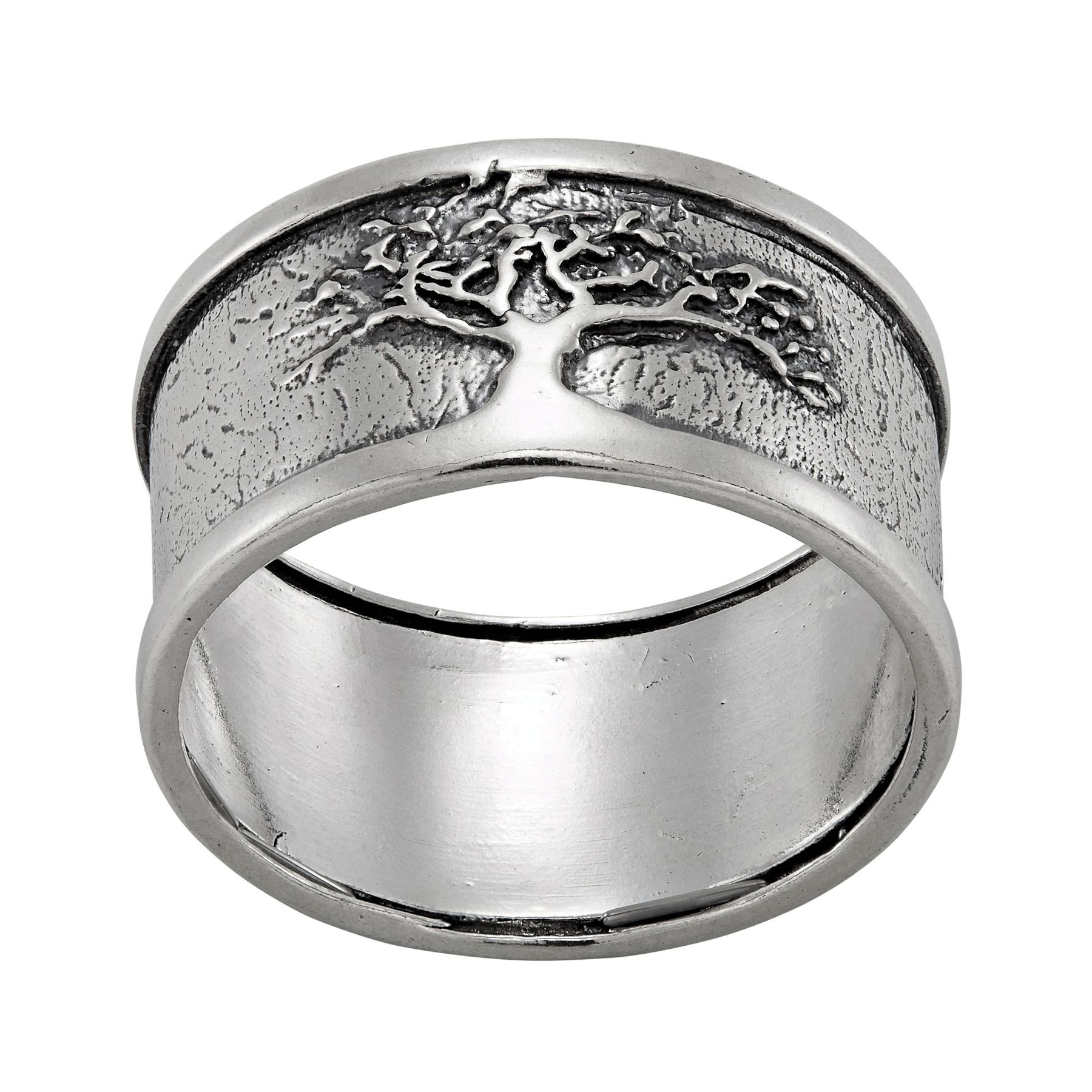Silpada Tree Of Life Band Ring In Sterling Silver Tree Of Life Band Ring Silpada