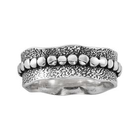 Studded Away Ring