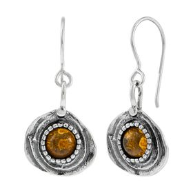 Harvest Circle Earrings