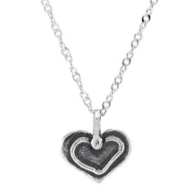 Solid Heartthrob Necklace