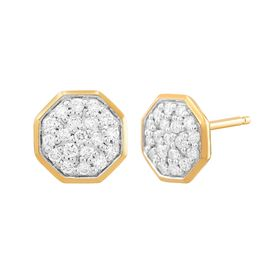 1/4 ct Diamond Stud Earrings
