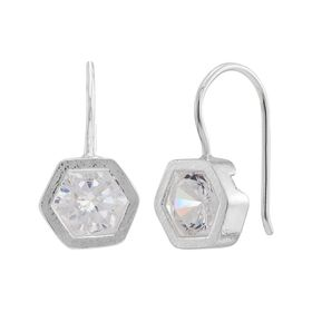 Internal Angles Stud Earrings