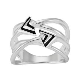 Signature Arrow Collection: Endless Possibilities Bypass Ring