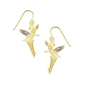 Tinker Bell Drop Earrings