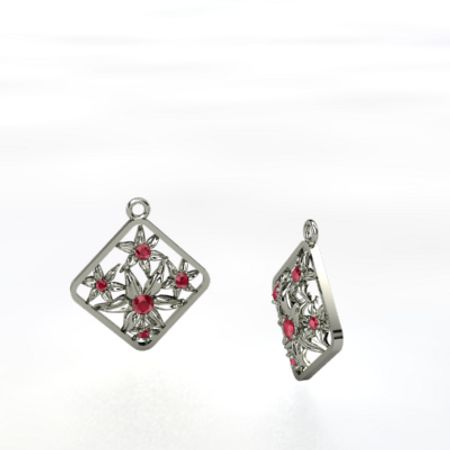 Floribunda Earrings