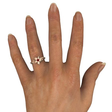 Star Flower Ring