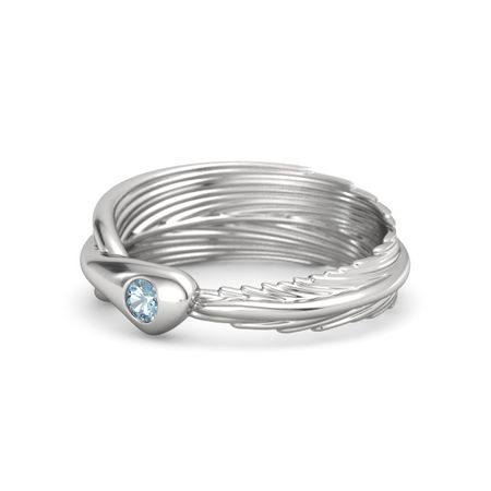 Milor Ring Silver Stone