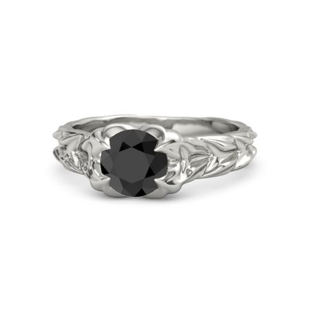Rose and Thorn Ring