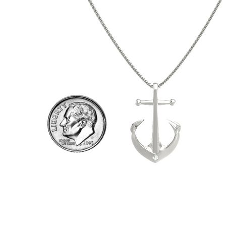 Anchor of Hope Pendant