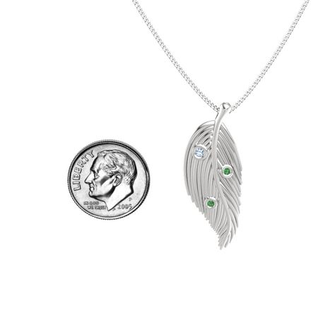Birds of a Feather Pendant