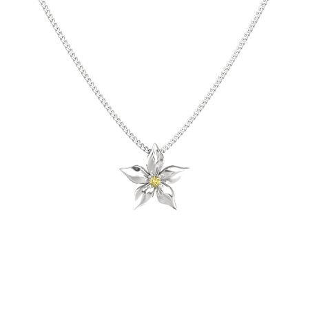 Star Flower Pendant