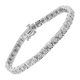 1/4 ct Diamond Tennis Bracelet