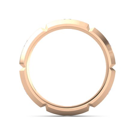 Mortise and Tenon Ring