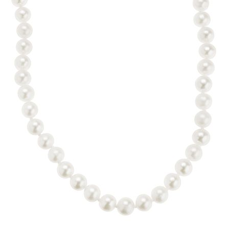 6-7 mm Pearl Classic Strand Necklace