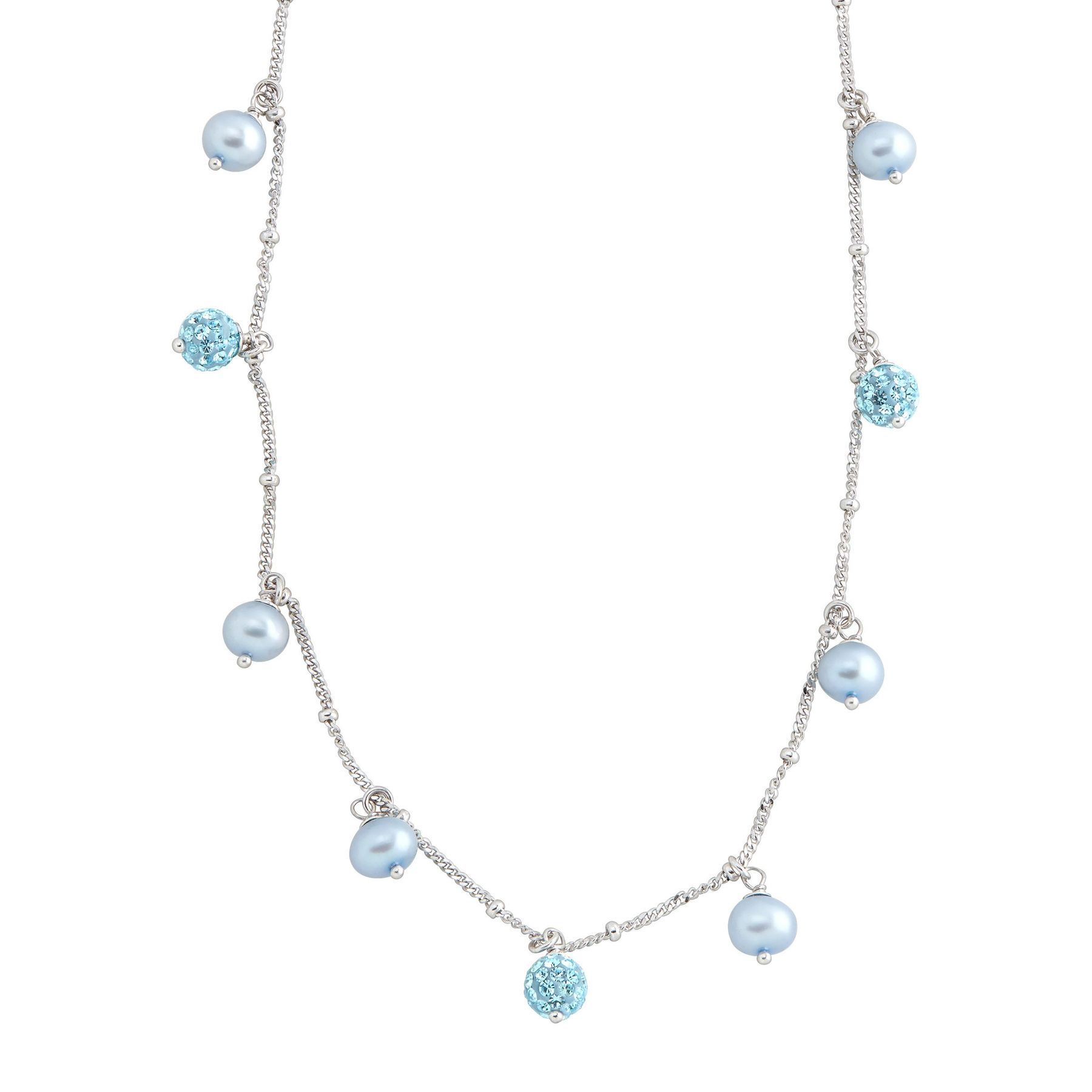 necklace index light k product blue