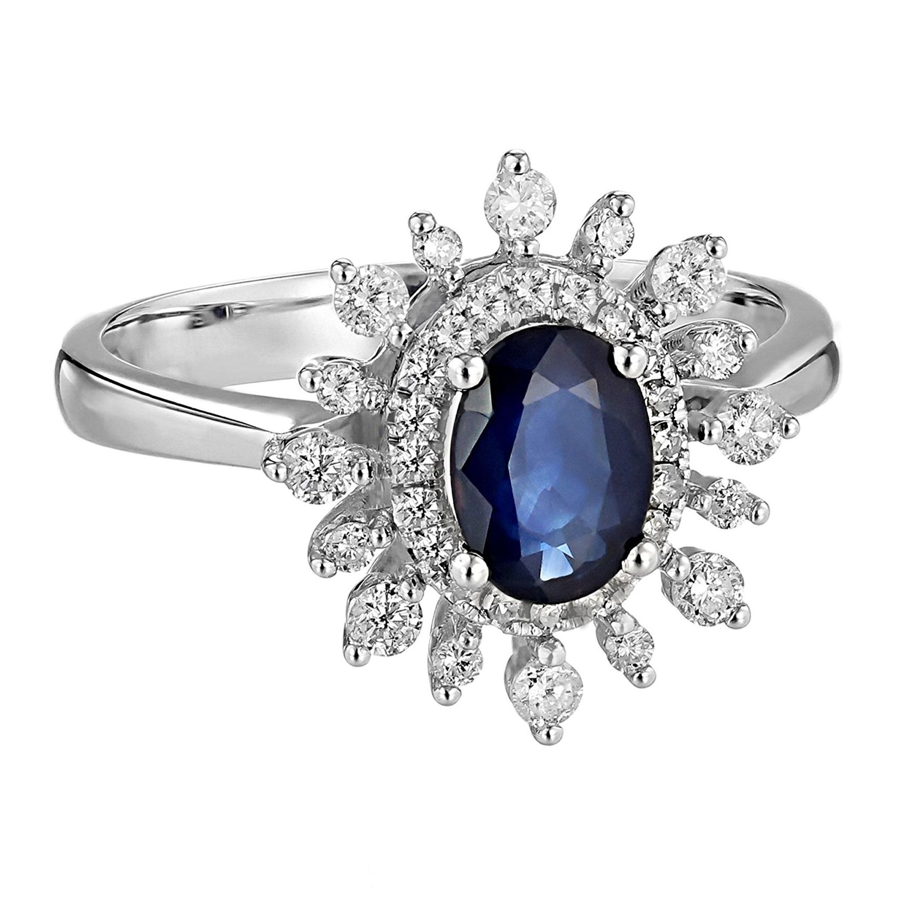 sapphire natural jewellers elizabeth products gemstone carat blue ceylon