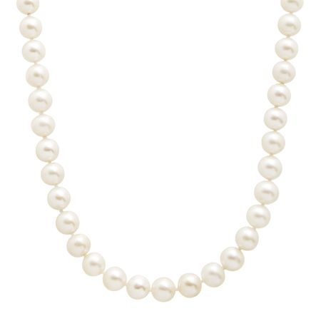 7 mm Pearl Strand Necklace