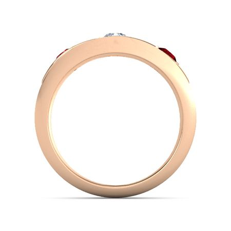 Men's Triple Twist Ring