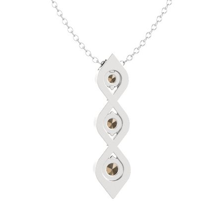 Triple Twist Pendant