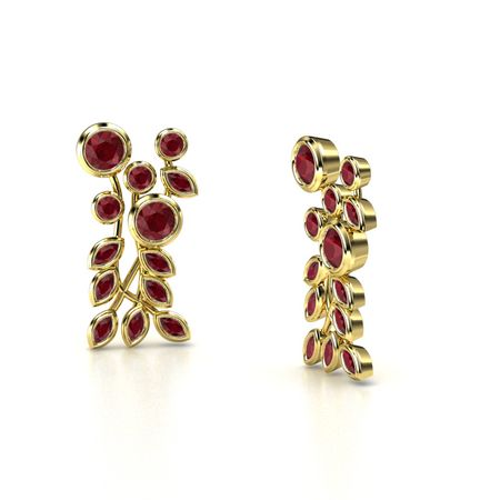 Full Vine Earrings