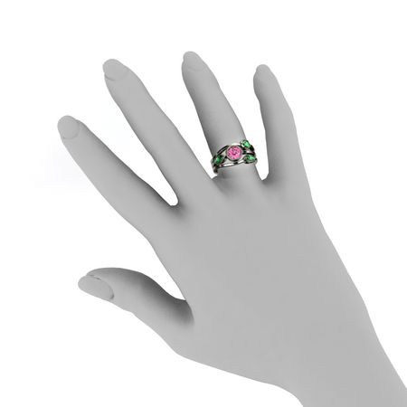 Vine Ring Set