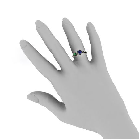 Stackable Bloom Ring