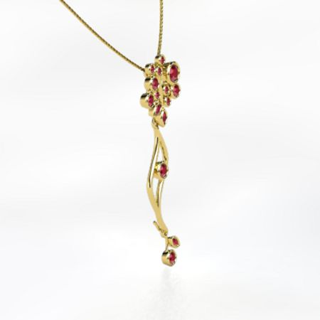 Detachable Vine Pendant