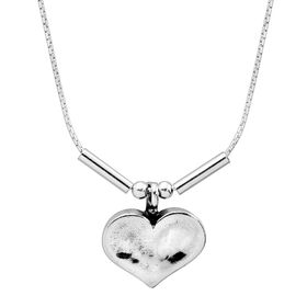 Heart on the Line Pendant