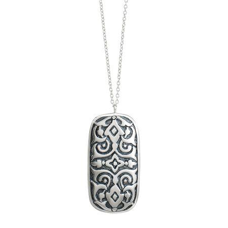 Silpada basilica sterling silver pendant 24 basilica pendant basilica pendant aloadofball Images