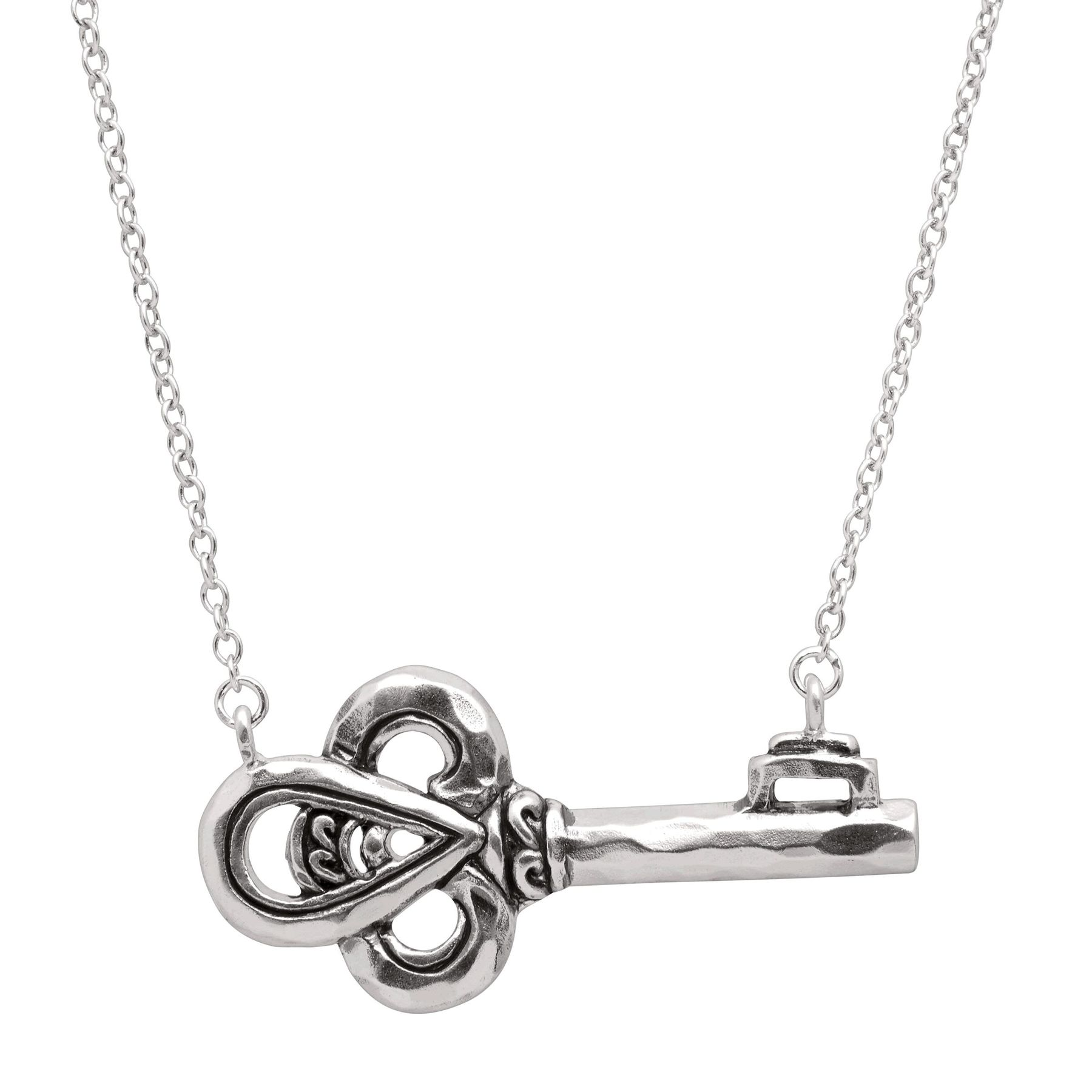 progressive keys products the pendant giving necklace key classic