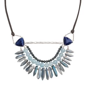 Blue Montana Necklace