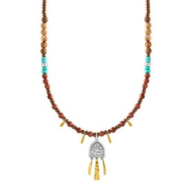 Warm Hues Necklace