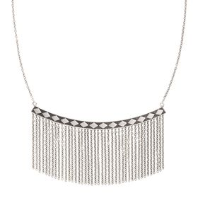 Fringe Collar Necklace